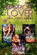 Cover-Bild zu Warrior Lover Box Set 5 (eBook) von Minden, Inka Loreen