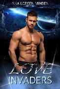 Cover-Bild zu Love Invaders (eBook) von Minden, Inka Loreen