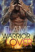 Cover-Bild zu Flame - Warrior Lover 11 (eBook) von Minden, Inka Loreen