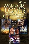 Cover-Bild zu Warrior Lover Box Set 4 (eBook) von Minden, Inka Loreen
