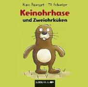 Cover-Bild zu Keinohrhase und Zweiohrküken von Baumgart, Klaus
