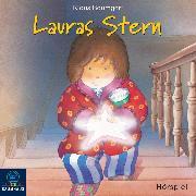 Cover-Bild zu Lauras Stern, Folge 1: Lauras Stern (Hörspiel) (Audio Download) von Baumgart, Klaus