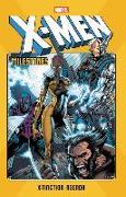 Cover-Bild zu X-men Milestones: X-tinction Agenda von Simonson, Louise