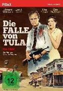 Cover-Bild zu Die Falle von Tula von Richard Widmark (Schausp.)