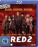 Cover-Bild zu R.E.D. 2 - Noch Älter. Härter. Besser von Hoeber, Jon