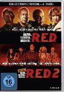 Cover-Bild zu R.E.D. / R.E.D. 2 - DVD Collector's Edition von Schwentke, Robert (Prod.)