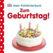 Cover-Bild zu Mein Fühlbilderbuch. Zum Geburtstag!
