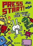 Cover-Bild zu Press Start! 1 - Neo rettet die Welt von Flintham, Thomas