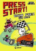Cover-Bild zu Press Start! 3 - Bahn frei für Neo! von Flintham, Thomas