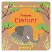Cover-Bild zu Wo versteckst du dich? Kleiner Elefant von Jaekel, Franziska
