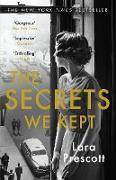Cover-Bild zu The Secrets We Kept (eBook) von Prescott, Lara
