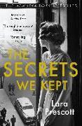 Cover-Bild zu The Secrets We Kept von Prescott, Lara