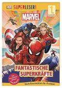Cover-Bild zu SUPERLESER! MARVEL Fantastische Superkräfte von Saunders, Catherine