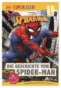 Cover-Bild zu SUPERLESER! Marvel Spider-Man Die Geschichte von Spider-Man von Teitelbaum, Michael