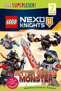 Cover-Bild zu SUPERLESER! LEGO® NEXO KNIGHTS?. Ritter gegen Monster von March, Julia