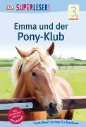 Cover-Bild zu SUPERLESER! Emma und der Pony-Klub