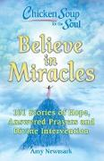Cover-Bild zu Newmark, Amy: Chicken Soup for the Soul: Believe in Miracles (eBook)