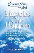 Cover-Bild zu Newmark, Amy: Chicken Soup for the Soul: Miracles Can Happen (eBook)
