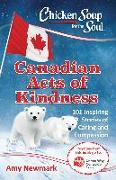 Cover-Bild zu Newmark, Amy: Chicken Soup for the Soul: Canadian Acts of Kindness (eBook)