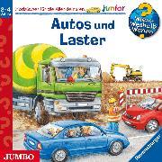 Cover-Bild zu Wieso? Weshalb? Warum? junior. Autos und Laster (Audio Download) von Erne, Andrea