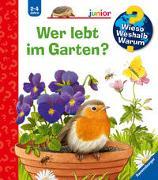 Cover-Bild zu Wieso? Weshalb? Warum? junior: Wer lebt im Garten? (Band 49) von Mennen, Patricia