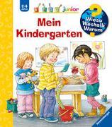 Cover-Bild zu Wieso? Weshalb? Warum? junior: Mein Kindergarten (Band 24) von Rübel, Doris