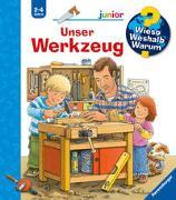 Cover-Bild zu Wieso? Weshalb? Warum? junior: Unser Werkzeug (Band 40) von Prusse, Daniela