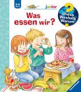 Cover-Bild zu Wieso? Weshalb? Warum? junior: Was essen wir? (Band 53) von Rübel, Doris