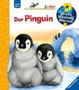 Cover-Bild zu Wieso? Weshalb? Warum? junior: Der Pinguin (Band 29) von Prusse, Daniela