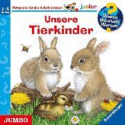 Cover-Bild zu Wieso? Weshalb? Warum? junior. Unsere Tierkinder (Audio Download) von Nahrgang, Frauke