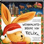 Cover-Bild zu Weihnachtsbriefe von Felix von Langen, Annette