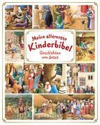 Cover-Bild zu Meine allererste Kinderbibel von Krenzer, Rolf