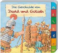 Cover-Bild zu Die Geschichte von David und Goliath von Lörks, Vera