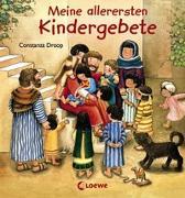 Cover-Bild zu Meine allerersten Kindergebete von Loewe Meine allerersten Bücher (Hrsg.)