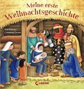 Cover-Bild zu Meine erste Weihnachtsgeschichte von Krenzer, Rolf