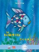Cover-Bild zu The Rainbow Fish/Bi:libri - Eng/Korean von Pfister, Marcus
