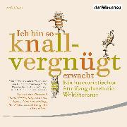 Cover-Bild zu Ich bin so knallvergnügt erwacht (Audio Download) von Eco, Umberto
