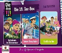 Cover-Bild zu Die drei !!! 19./ 3er Box Folgen 56 - 58 (3 AudioCDs)