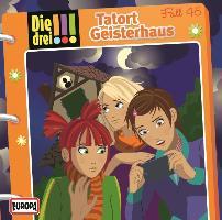 Cover-Bild zu Tatort Geisterhaus