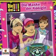Cover-Bild zu Die Maske der Königin