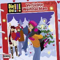 Cover-Bild zu Verliebte Weihnachten