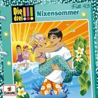 Cover-Bild zu Nixensommer von Sol, Mira