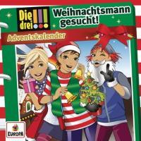 Cover-Bild zu Weihnachtsmann gesucht