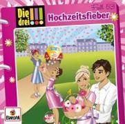 Cover-Bild zu Hochzeitsfieber! von Vogel, Maja von