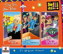 Cover-Bild zu Die drei !!! 3er Box - Folgen 46-48