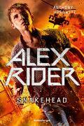 Cover-Bild zu Alex Rider, Band 7: Snakehead von Horowitz, Anthony