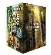Cover-Bild zu The Maze Runner Series Complete Collection Boxed Set (5-Book) von Dashner, James