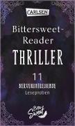 Cover-Bild zu Bittersweet-Reader Thriller: 11 nervenaufreibende Leseproben (eBook) von Bobulski, Chelsea
