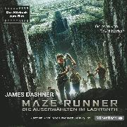 Cover-Bild zu Maze Runner: Die Auserwählten im Labyrinth (Audio Download) von Dashner, James