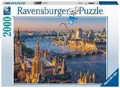 Cover-Bild zu Stimmungsvolles London. Puzzle 2000 Teile